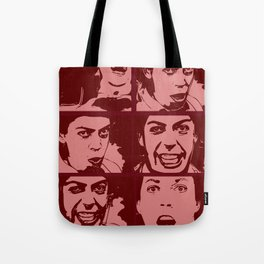 Tim Curry - Halloween - The Worst Witch - Grand Wizard Tote Bag