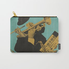 ABSTRACT JAZZ Carry-All Pouch