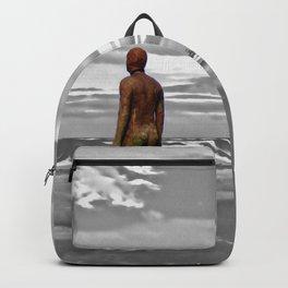 Gormleys Iron Man (Digital Art) Backpack