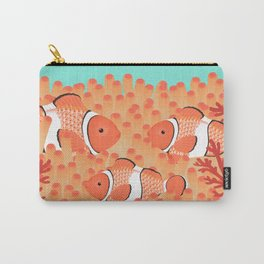 Clown fish - Mandarin Garnet Carry-All Pouch