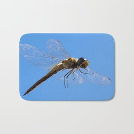 Dragonfly Bath Mat