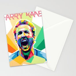 Harry Kane World Cup 2018 Edition Stationery Cards