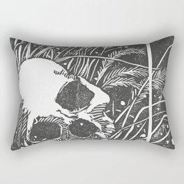 I'm OK... Rectangular Pillow