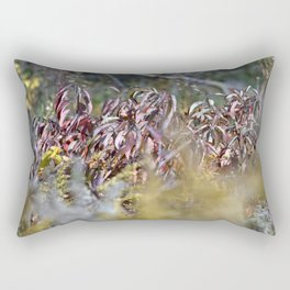 Leaves Will Fall Rectangular Pillow