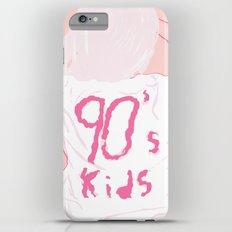 90's Kids iPhone 6s Plus Slim Case