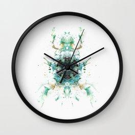 Inkdala LXIV Wall Clock
