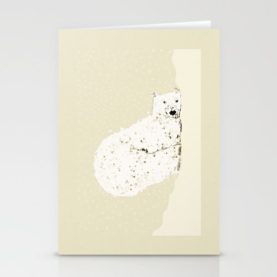 bears life 2 Stationery Cards
