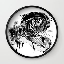 The Minister Wall Clock