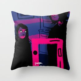 Shindig #3 Throw Pillow