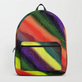 Golden Lines Backpack