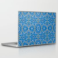 mosaic Laptop & iPad Skins featuring mosaic by PureVintageLove