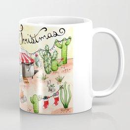 Airstream Christmas Coffee Mug