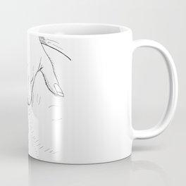 Open Wide Coffee Mug