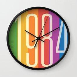 1984 (v) Wall Clock