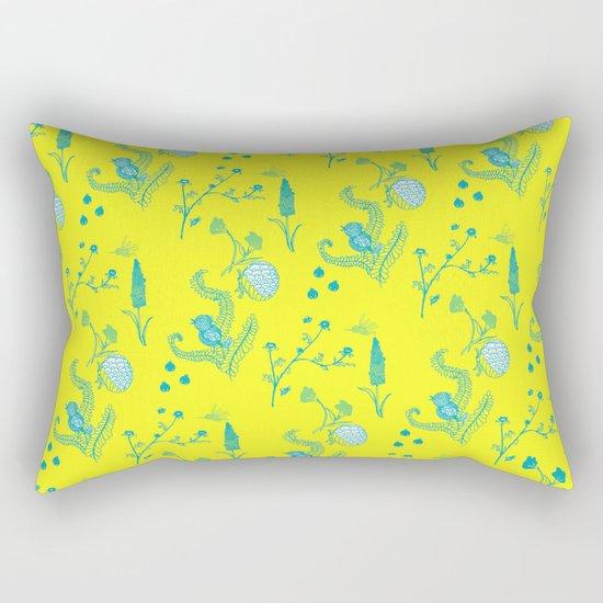 Design Based in Reality Rectangular Pillow