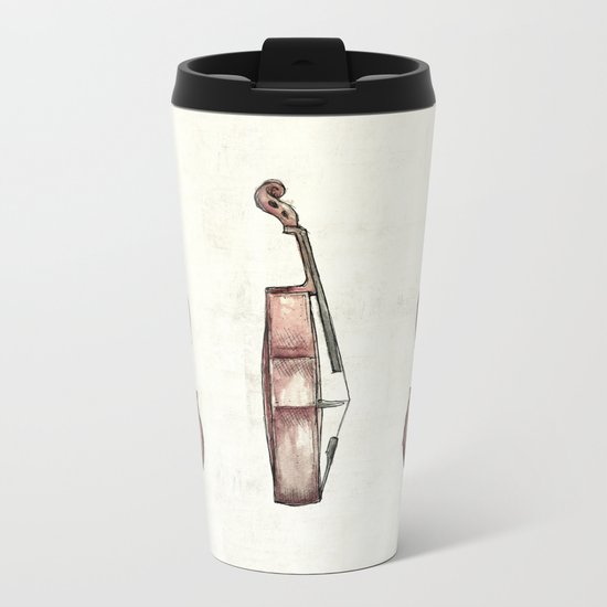 Cello Metal Travel Mug