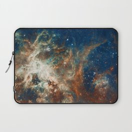 Space Nebula, Star and Space, A View of Galaxy and Outerspace Laptop Sleeve