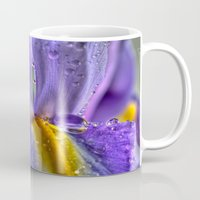 wings Mugs featuring Wings by Tracy66