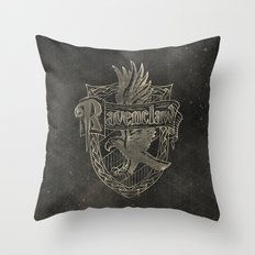Ravenclaw House Throw Pillow