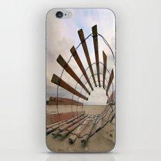 Roll Play iPhone & iPod Skin