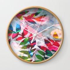 Whiteflow Wall Clock