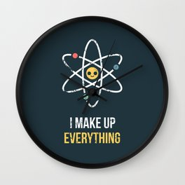 Never Trust an Atom Wall Clock