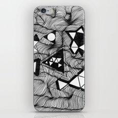Lines #2 iPhone & iPod Skin