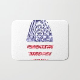Proud to be American Bath Mat