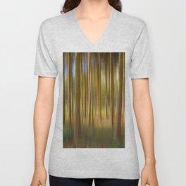 Concept nature : Magic woods Unisex V-Neck