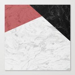 MARBLE SUPERIOR Canvas Print