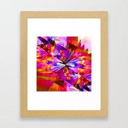Breakout Framed Art Print