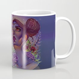 Daydreaming at Nighttime Coffee Mug