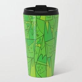 Citystreet (green version) Travel Mug