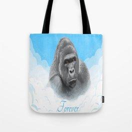 Harambe Forever. Tote Bag