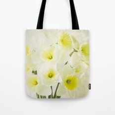 Dreamy Flowers Tote Bag