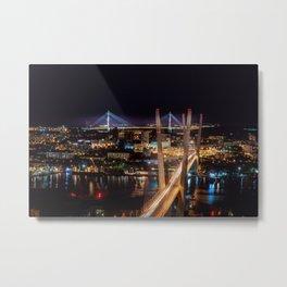 Vladivostok Metal Print