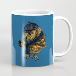Sherlock // owl Coffee Mug