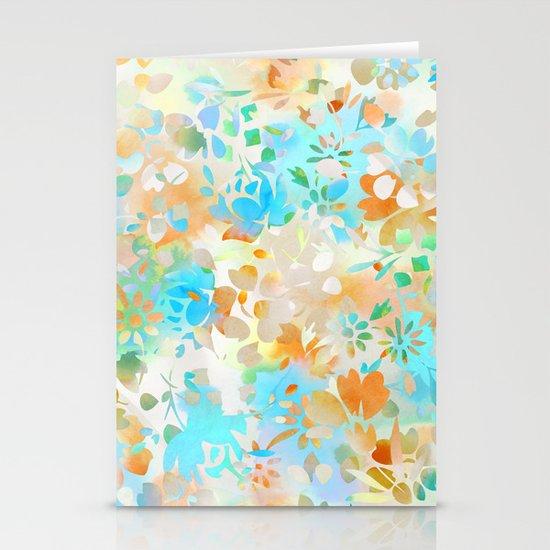 Floral Spirit 3 Stationery Cards