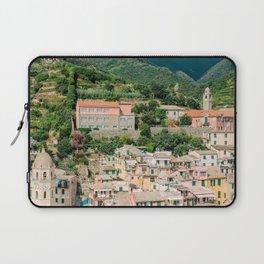 "Travel photography print ""Italy"" photo art made in Italy. Art Print Laptop Sleeve"