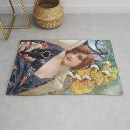 Love Obsession  Rug