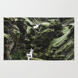Iceland 2018 Rug