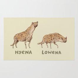 Hyena Lowena Rug