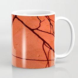Red sand Coffee Mug