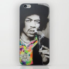 'Jam Back At The House' iPhone Skin