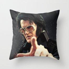 Bubba Ho-Tep Throw Pillow