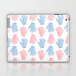 Household gloves pattern Laptop & iPad Skin
