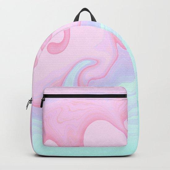 I could, but I won't Backpack