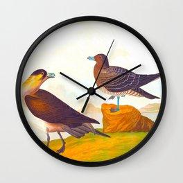 Richardson's Jager Bird Wall Clock