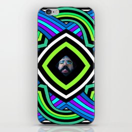 Jerry Raspberry iPhone Skin
