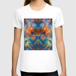 Swims with Fishes T-shirt